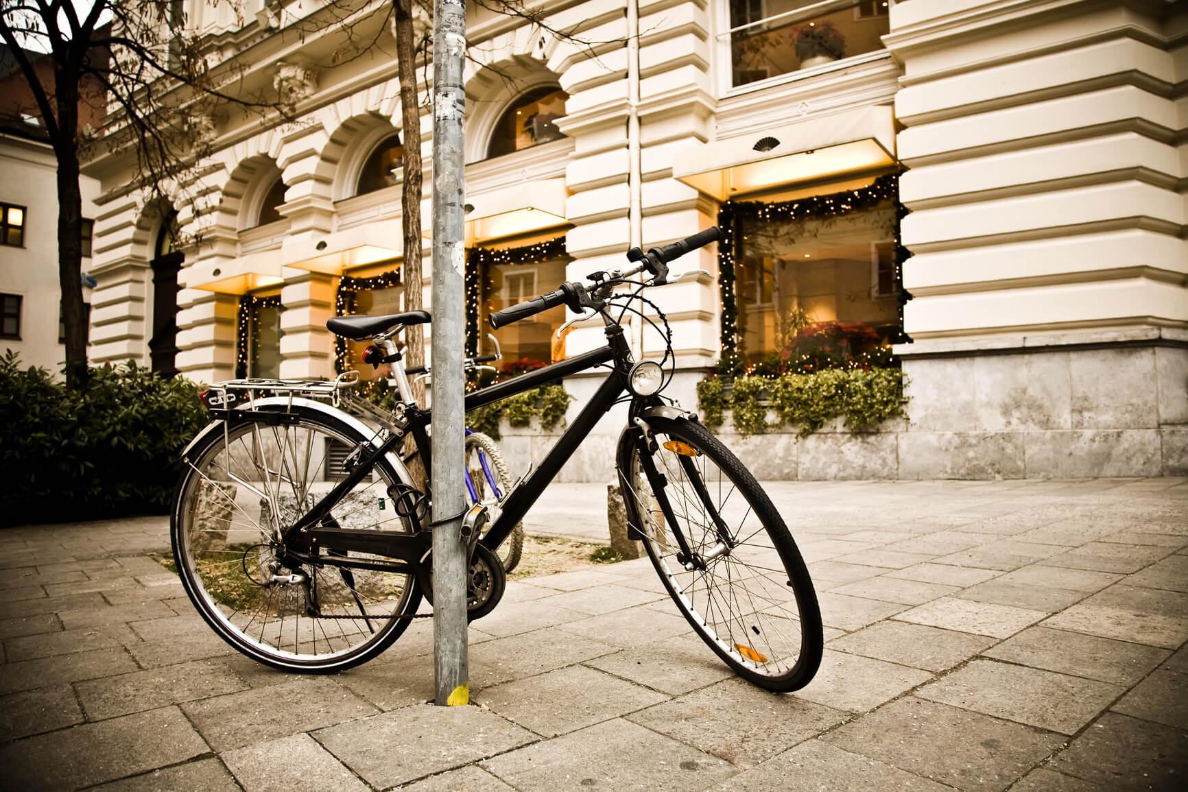 City Bike 8 Meine-Überdachung.de